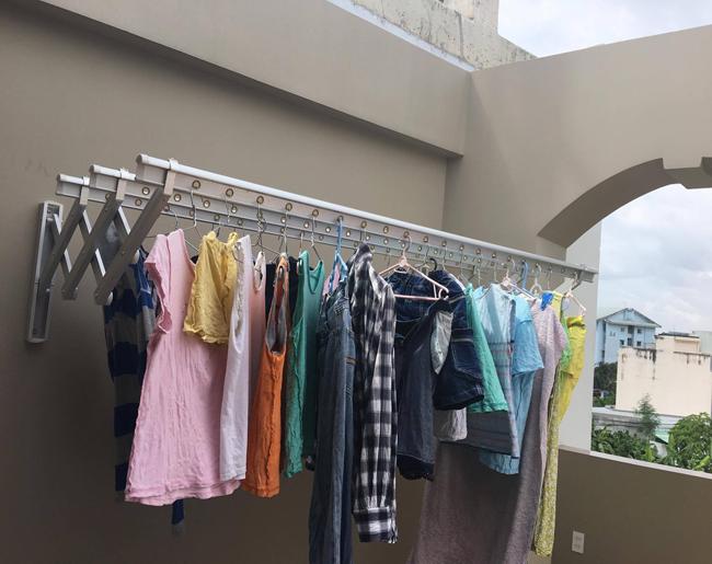 Top những đơn vị lắp giàn phơi quần áo thông minh ở TpHCM